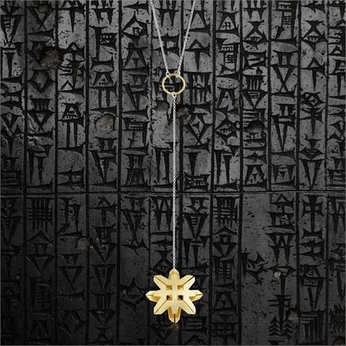 Biggdesign B.C. 3000 Çiçek Kolye