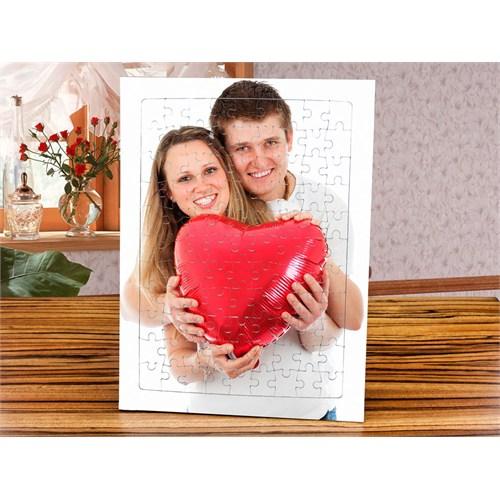 7/24 Hediye Sevgiliye Özel Puzzle - Dikey