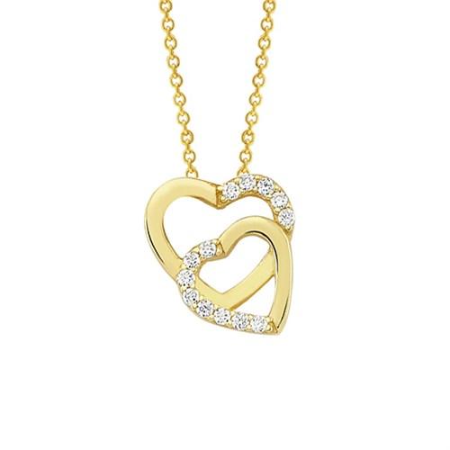 Altınsepeti Altın Kalp Kolye As505kl