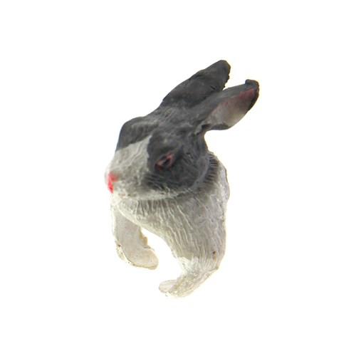 Chiccy Seramik El Boyaması Tavşan Yüzük