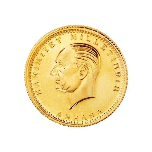Ata 5'Li (Beşi Bir Yerde) Cumhuriyet Altını
