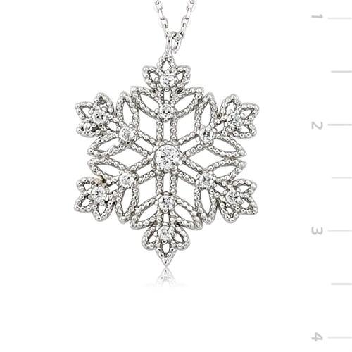 Tekbir Silver 925 Ayar Gümüş Kartanesi Kolye PND47155006