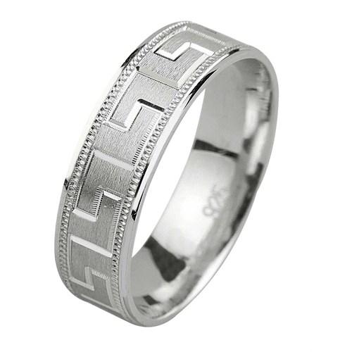 Ejoya Gümüş Alyans B1053