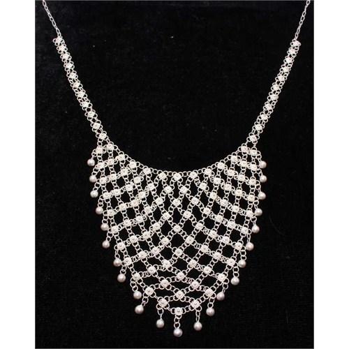 Nusret Takı 925 Ayar Gümüş Kleopatra Kolye