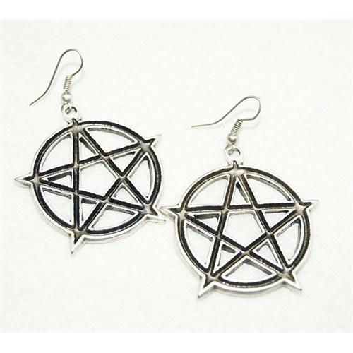 Cadının Dükkanı Pentagram Küpe