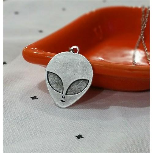 Köstebek Alien Kolye