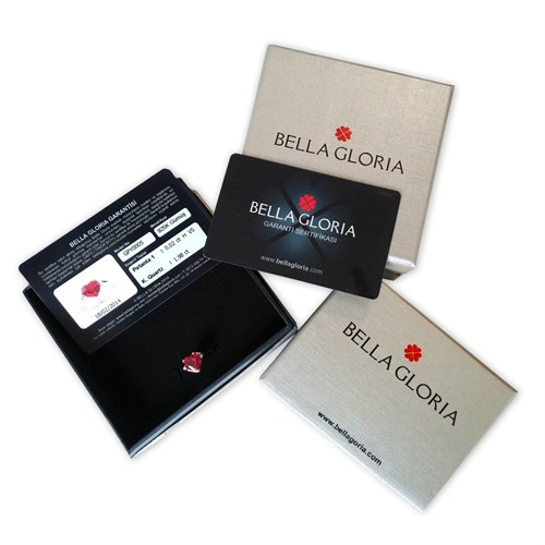 Bella Gloria Üç Yıldız Altın Kolye (Ppbg002)