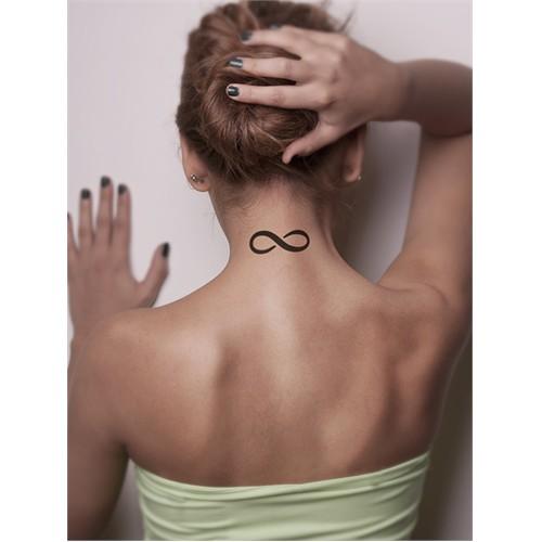 One Spray Tattoo Sonsuzluk