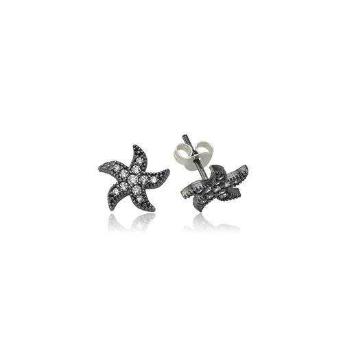 Olivin Accesories Deniz Yıldızı Gümüş Küpe 432085
