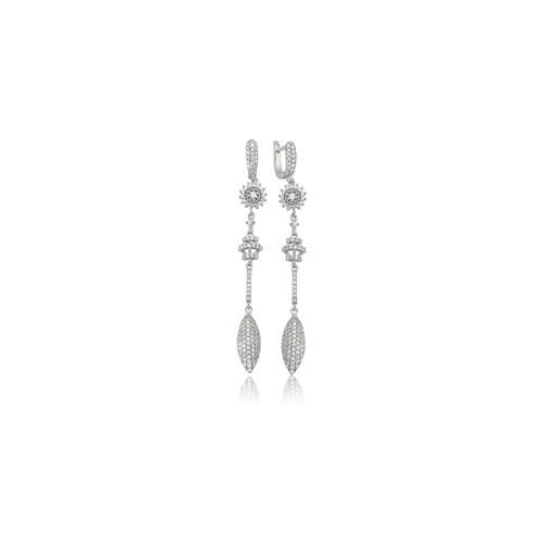 Olivin Accesories Gümüş Sallantılı Fantazi Küpe 432122