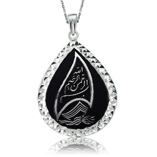 Olivin Accesories Gümüş Besmele 432802