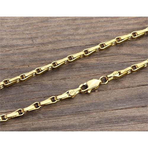 14 Ayar Altın Bileklik Zinciri Zn0034