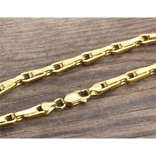 14 Ayar Altın Bileklik Zinciri Zn0031