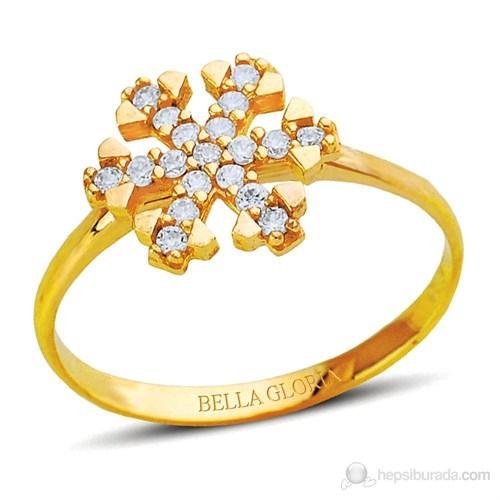 Bella Gloria Altın Kartanesi Yüzük (PR78208)