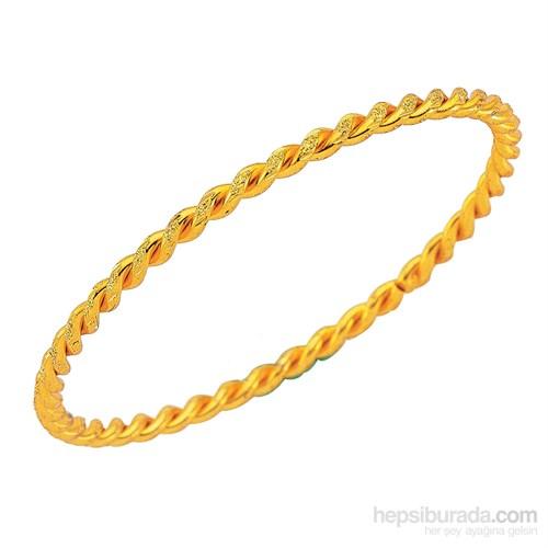 Forentina Altın Kaplama Burma Bijuteri Bilezik FR0012