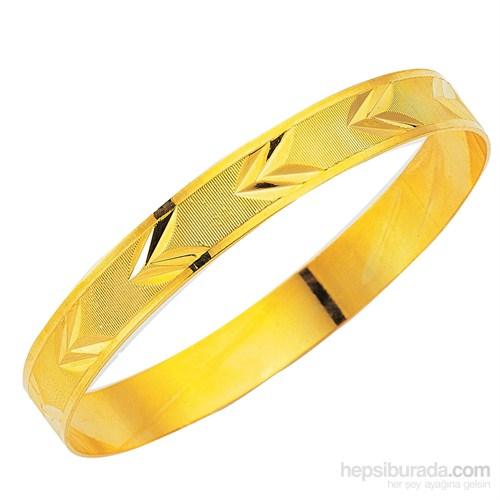 Forentina Altın Kaplama Bijuteri Bilezik FR0017