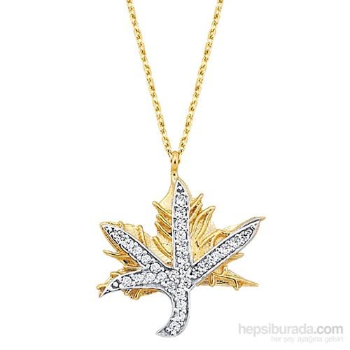 Melis Gold Altın Kolye Kly00778