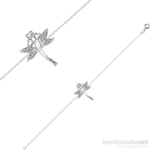 Altınsepeti Gümüş Yusufçuk Bileklik G19bl