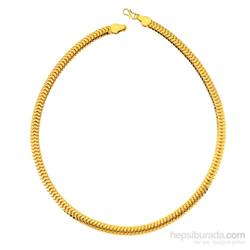 Forentina Altın Kaplama Gerdanlık FR0116