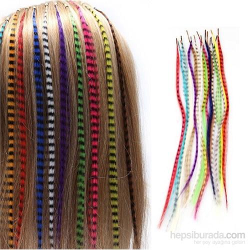 eJOYA Renkli Saç Tüyleri Paketi