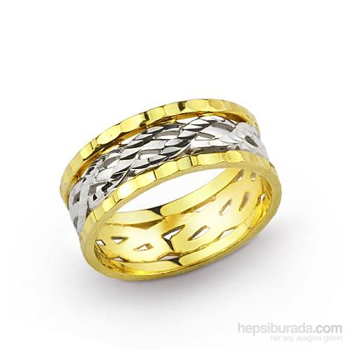 Ejoya Altın Alyans R7908