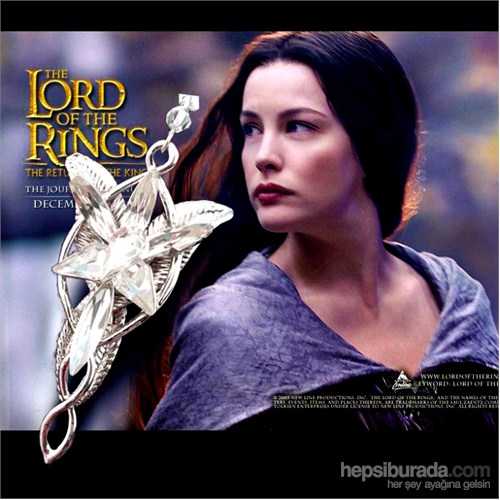 Takıcadde The Lord Of The Rings Arwen Evenstar Bayan Kolye