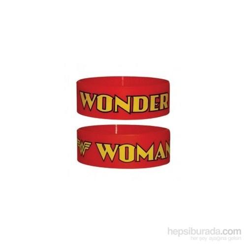 Pyramid International Bileklik - Wonder Woman - Logo Red