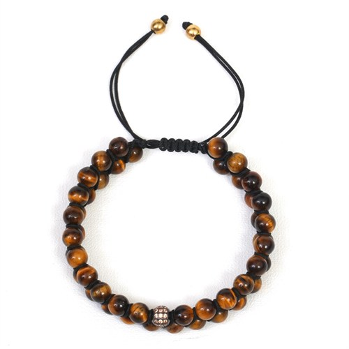 Mammade Tiger Eye & Zirkon