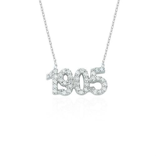 Glorria Gümüş 1905 Kolye
