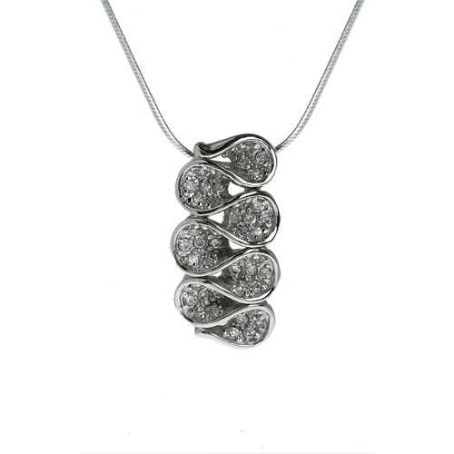 eJOYA Gümüş Kolye HR027