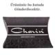 Chavin Yuvarlak,Tek Taş Gümüş Zirkon Küpe 6 mm. be22-6