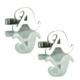 Chavin tek harf 925 ayar gümüş kol düğmesi, isminize, kişiye özel