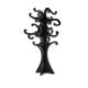 Purupa Siyah Aksesuar Takı Ağacı