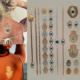 Leydika Flash Tattoo Geçici Metalik Dövme 50