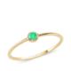 Altınsepeti Altın Zümrüt Yeşili Renkli Taşlı Yüzük As227Yzr7 14