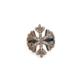 Sümer Telkari Kar Tanesi Tasarım Gümüş Yüzük 1596 14