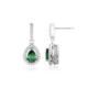 Carat Laboratories 2,48 Carat Küpe Ce20365