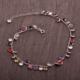 Sümer Telkari Tiffany Rodyumlu Gümüş Halhal 37
