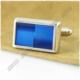 Extore Kol Düğmesi Klasik Model Lacivert Kd437