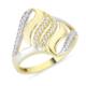 AltınSepeti Altın Taşlı Fantazi Yüzük AS8Y60 10