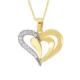 AltınSepeti Altın Kalp Kolye AS56KL