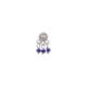 Akyüz Gümüş Yöresel Telkari Gümüş Hızma Hz014