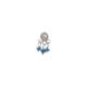 Akyüz Gümüş Yöresel Telkari Gümüş Hızma Hz015