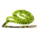 Tesbihci Efendi Özel Yeşil 99 Luk Damla Kehribar