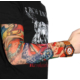 Modaroma İnsan Ve Balık Figürlü Giyilebilir Dövme