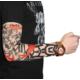 Modaroma Kaplan Figürlü Giyilebilir Dövme