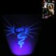 Pratik Geçici Fosforlu Dövme Seti Glow Tattoos