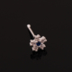 Sümer Telkari Çiçek Gümüş Hızma 135