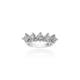 OJA Diamond 2,40 Karat HRD Sertifikalı F Renk Pırlanta Beştaş Yüzük