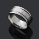 Cadde Takı Gümüş Alyans Cddgwbs000016